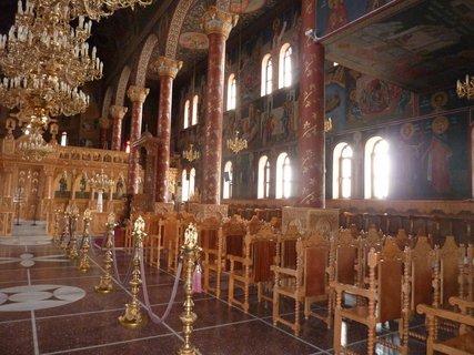FOTKA - V kostele v Leptokarii IV