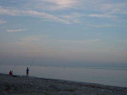 FOTKA - Rybáři u moře