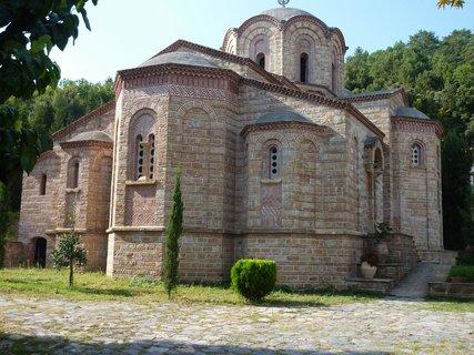 FOTKA - Klášter Agios Dionysios I