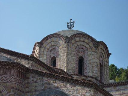 FOTKA - Klášter Agios Dionysios II