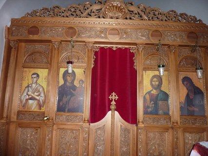 FOTKA - Klášter Agios Dionysios VIII