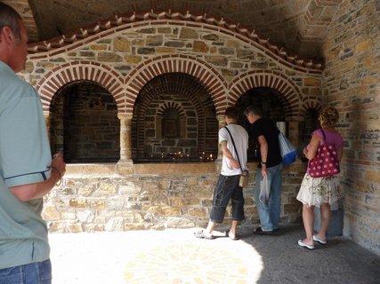 FOTKA - Klášter Agios Dionysios XI