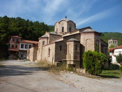FOTKA - Klášter Agios Dionysios XII