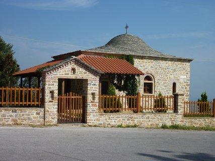 FOTKA - Klášter Agios Dionysios XIII