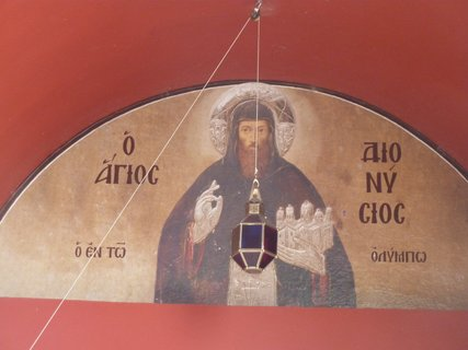 FOTKA - Klášter Agios Dionysios XV