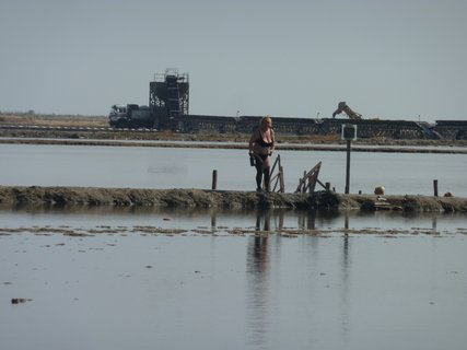 FOTKA - Těžba soli z moře I