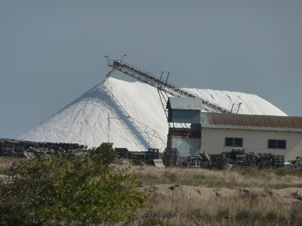 FOTKA - Těžba soli z moře II