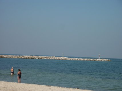 FOTKA - Moře a molo