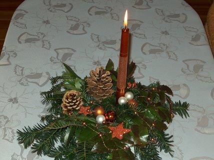 FOTKA - moja vianočná výzdoba