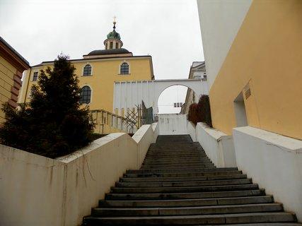 FOTKA - Schody k terasám