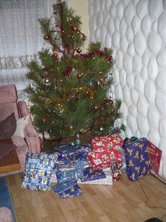 FOTKA - stromeček s dárky