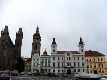 FOTKA - Staré město v Hradci Králové