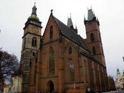FOTKA - Katedrála sv.Ducha s Bílou věží