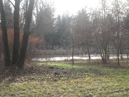FOTKA - Zimní řeka 2