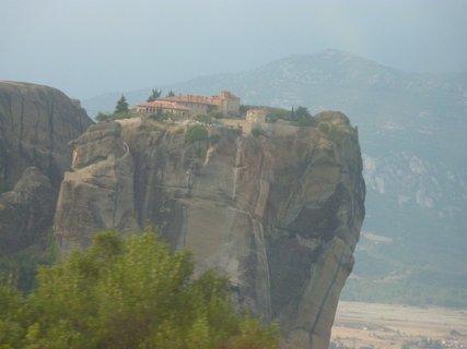 FOTKA - Meteora kláštery I
