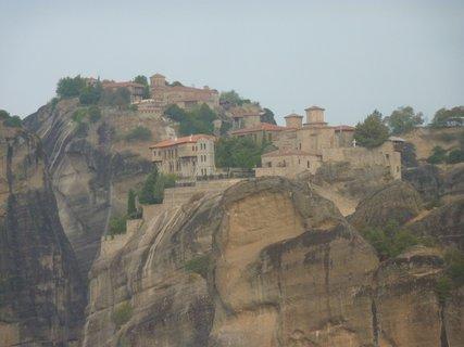 FOTKA - Meteora kláštery II
