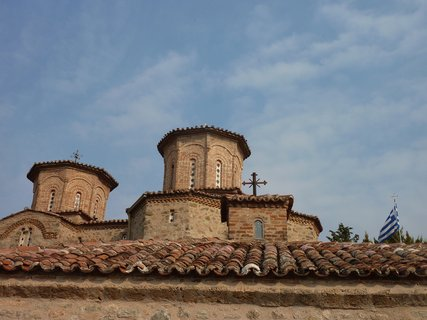 FOTKA - Meteora kláštery XIII