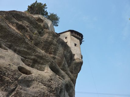 FOTKA - Meteora kláštery XIV