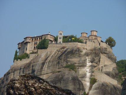 FOTKA - Meteora kláštery XV