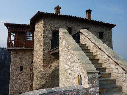 FOTKA - Meteora kláštery XVIII