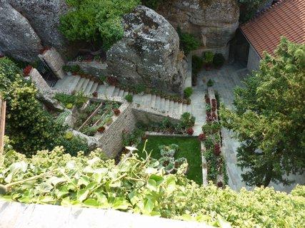 FOTKA - Meteora kláštery XIX