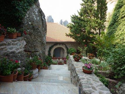 FOTKA - Meteora kláštery XX