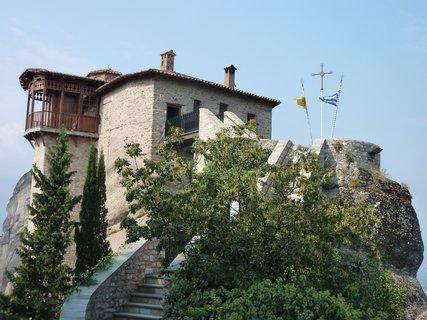 FOTKA - Meteora kláštery XXI
