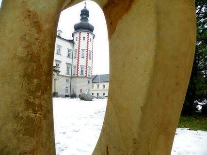 FOTKA - Trochu jiný pohled na zámek