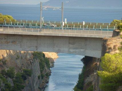 FOTKA - Korintský průplav II