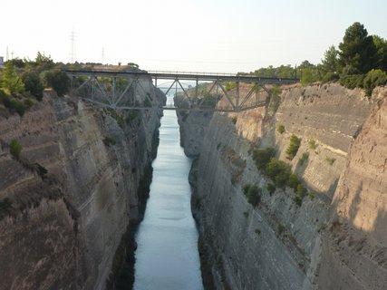 FOTKA - Korintský průplav IV