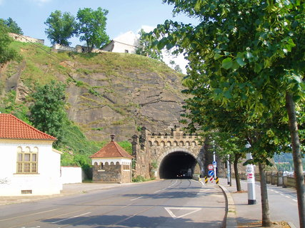 FOTKA - Vyšehradský tunel
