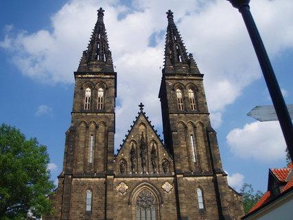 FOTKA - Vyšehrad - kostel sv. Petra a Pavla