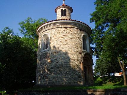 FOTKA - Vy�ehrad - rotunda sv. Martina