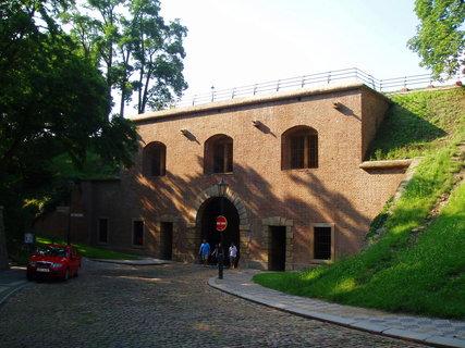 FOTKA - Vyšehrad - cihelná brána