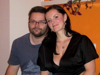 FOTKA - Oli s Petrem
