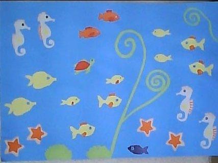 FOTKA - papírové akvárium