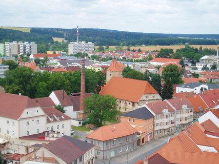 FOTKA - Soběslav z věže .