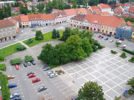 FOTKA - Soběslav z věže ..