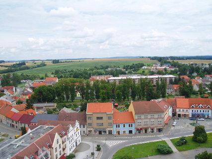 FOTKA - Soběslav z věže ....