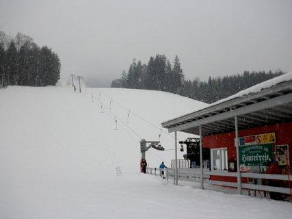 FOTKA - Sjezdovka Hinterreit v Saalfeldenu 1