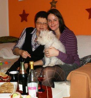 FOTKA - S Věrou a Cindy