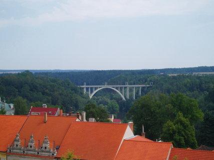 FOTKA - Bechyně - pohled z věže