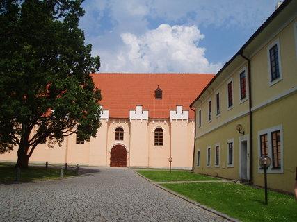 FOTKA - Bechyně - zámek