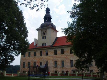 FOTKA - Bechyně - zámek .