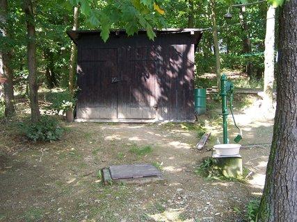FOTKA - okolí chaty