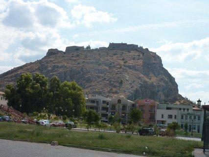 FOTKA - Nafplio - pevnost Palamidi