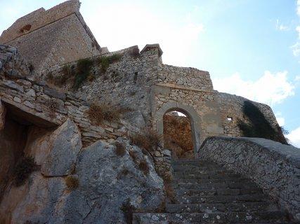 FOTKA - Nafplio - výstup na Palamidi II