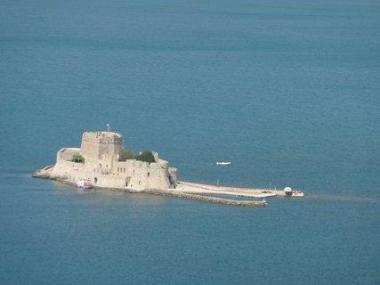 FOTKA - Nafplio - pevnost Burtzi II
