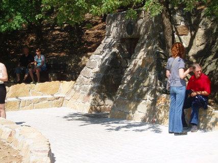 FOTKA - Koněpruské jeskyně - vchod