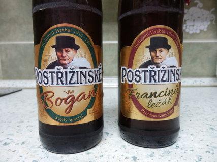 FOTKA - koukali jsme na Postřižiny a popíjeli pivo z dárkového balíčku z Pivní galerie